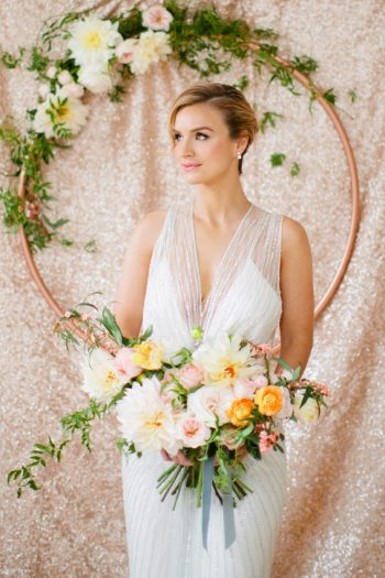 31 Bride By Minted And Aisle Society Via MountainsideBride.com
