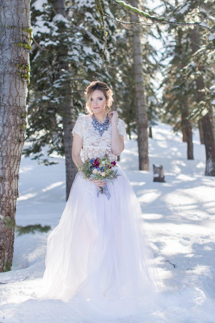 4 Lake Tahoe Wedding Inspiration With Russian Details | Via MountainsideBride.com
