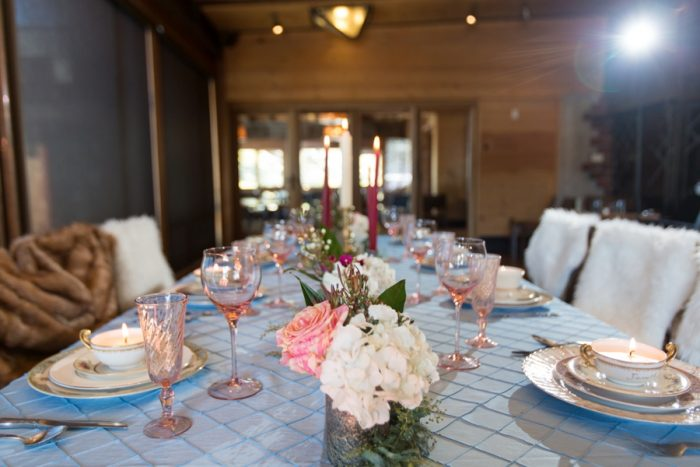 6 Lake Tahoe Wedding Inspiration With Russian Details | Via MountainsideBride.com