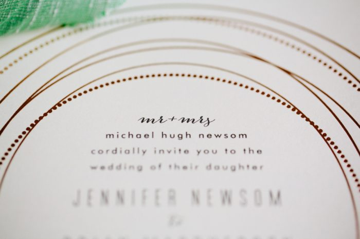 7 Stationery By Minted And Aisle Society Via MountainsideBride.com