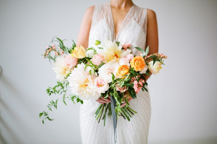 8 Florals By Minted And Aisle Society Via MountainsideBride.com
