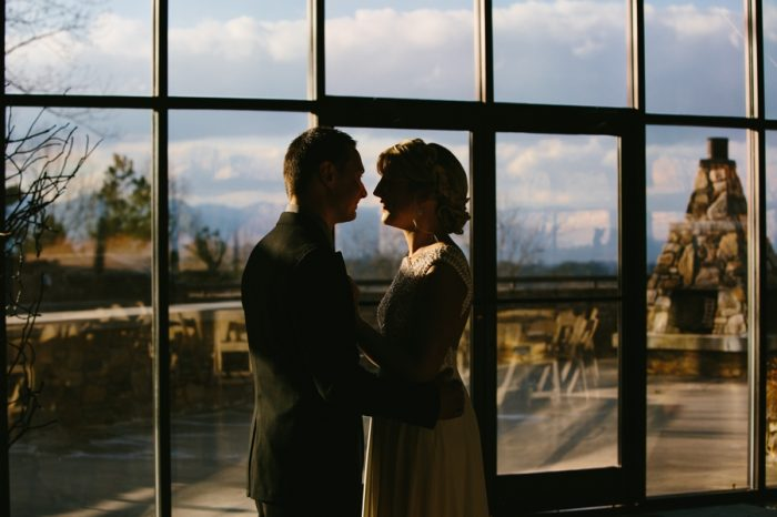 Asheville Elopement Rachael McIntosh Photography | Via MountainsideBride.com