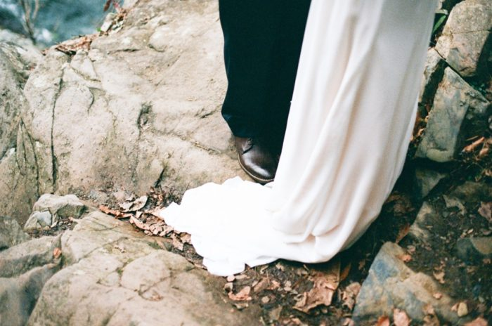 Smoky Mountain Elopement Madeline Harper Photo | Via MountainsideBride.