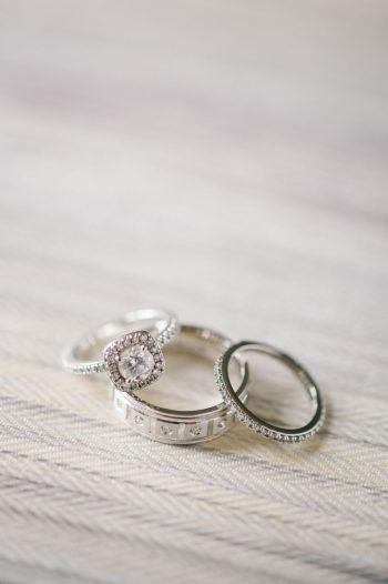 Wedding Rings Canmore Mountain Wedding At Silvertip Resort Corrina Walker Photography   Via MountainsideBride.com
