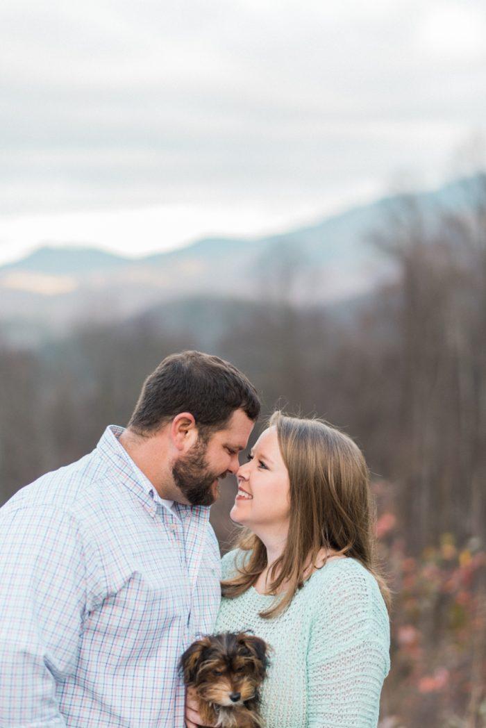 Elkmont Tennessee Engagement Juicebeats Photography | Via MountainsideBride.com