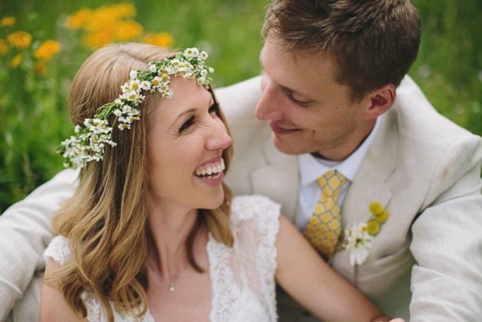 Bridal Portraits   Maroon Bells Colorado Elopement   EC Campbell Photography   Via Mountainsidebride.com
