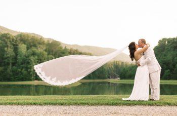 Butterfly Gap Wedding Maryville Tennessee JoPhoto   Via MountainsideBride.com