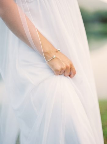 Bridal Jewelry Butterfly Gap Wedding Maryville Tennessee JoPhoto | Via MountainsideBride.com