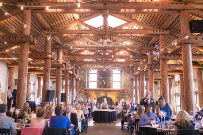 30 Reception Venues | Keystone Colorado Wedding Mathew Irving Photography | Via MountainsideBride.com