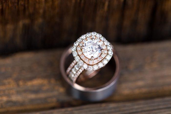 5 Engagement Ring | Keystone Colorado Wedding Mathew Irving Photography | Via MountainsideBride.com