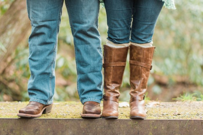 Elkmont Tennessee Engagement Juicebeats Photography | Via MountainsideBride.com