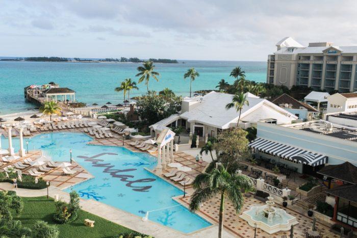 Sandals Royal Bahamian | Alexis June Weddings Aisle Society Retreat 2