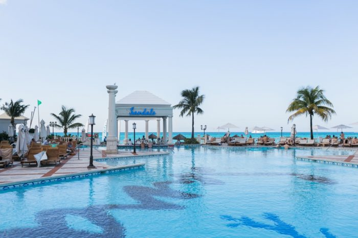 Sandals Royal Bahamian | Alexis June Weddings Aisle Society Retreat 22