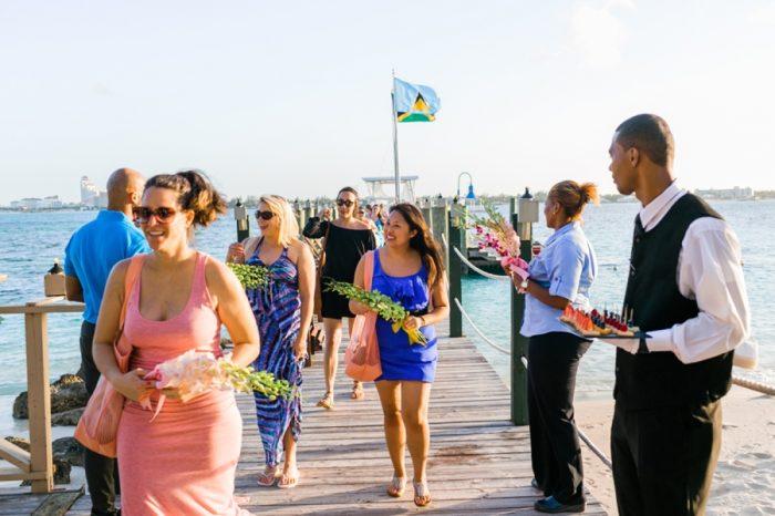 Sandals Royal Bahamian | Alexis June Weddings Aisle Society Retreat 431