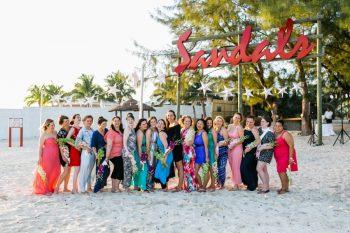 Sandals Royal Bahamian | Alexis June Weddings Aisle Society Retreat 480