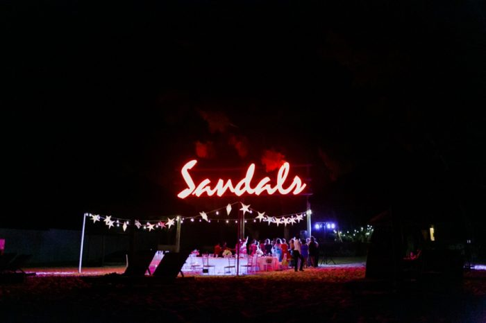 Sandals Royal Bahamian | Alexis June Weddings Aisle Society Retreat 627