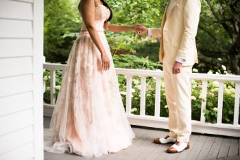 11 Catskill Wedding DIY Woodland Speakeasy | Kerri Lynne Photography | Via MountainsideBride