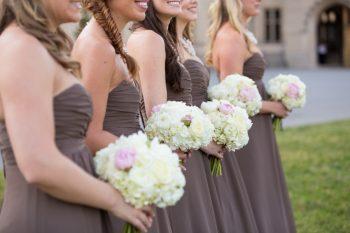 13 Asheville Event Co Bridesmaids Flowers | Via MountainsideBride.com
