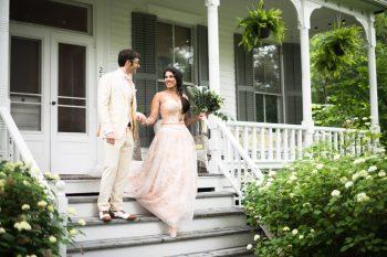 13 Catskill Wedding DIY Woodland Speakeasy | Kerri Lynne Photography | Via MountainsideBride