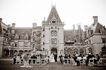 16 Asheville Event Co Estate Ceremony | Via MountainsideBride.com