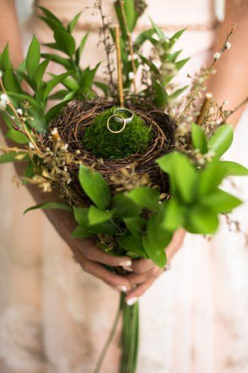 16 Catskill Wedding DIY Woodland Speakeasy | Kerri Lynne Photography | Via MountainsideBride