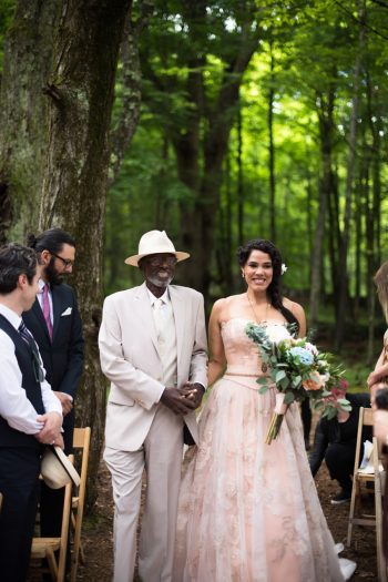 19 Catskill Wedding DIY Woodland Speakeasy | Kerri Lynne Photography | Via MountainsideBride