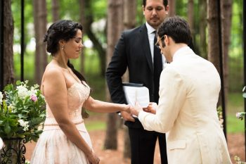 23 Catskill Wedding DIY Woodland Speakeasy | Kerri Lynne Photography | Via MountainsideBride