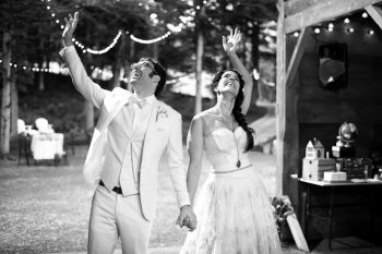 28 Catskill Wedding DIY Woodland Speakeasy | Kerri Lynne Photography | Via MountainsideBride