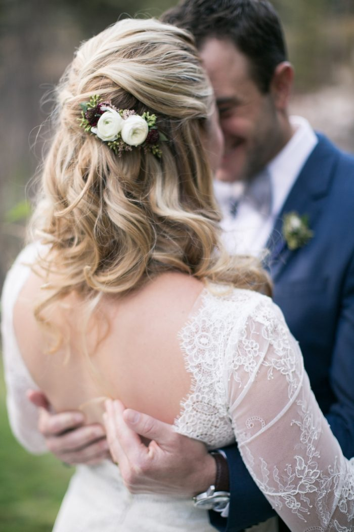 Vail Colorado Wedding Amy Caroline Photography | Via MountainsideBride.com