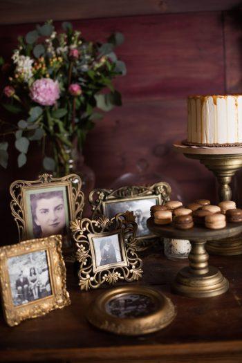 29a Catskill Wedding DIY Woodland Speakeasy | Kerri Lynne Photography | Via MountainsideBride