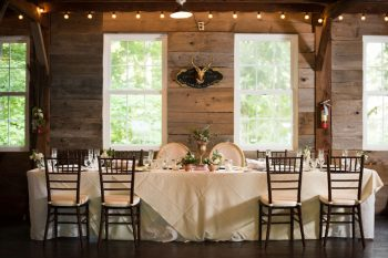 33 Catskill Wedding DIY Woodland Speakeasy | Kerri Lynne Photography | Via MountainsideBride