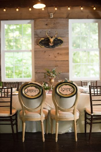 36 Catskill Wedding DIY Woodland Speakeasy | Kerri Lynne Photography | Via MountainsideBride