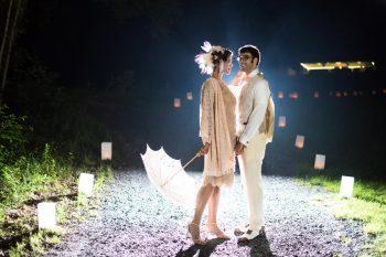 41 Catskill Wedding DIY Woodland Speakeasy | Kerri Lynne Photography | Via MountainsideBride