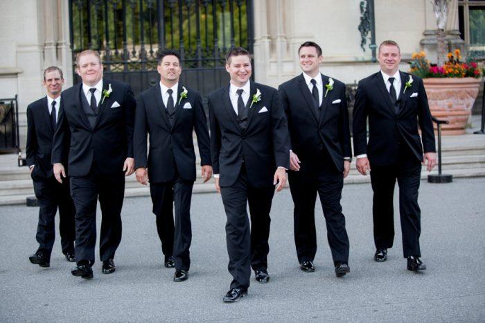 5 Asheville Event Co Groomsmen | Via MountainsideBride.com