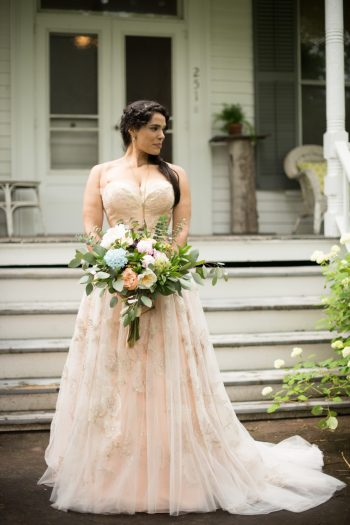 6 Catskill Wedding DIY Woodland Speakeasy | Kerri Lynne Photography | Via MountainsideBride