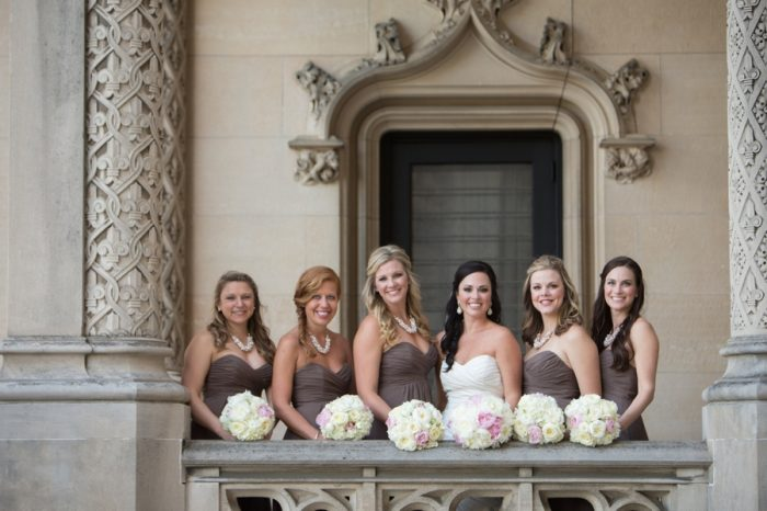 7 Asheville Event Co Biltmore Bridesmaids | Via MountainsideBride.com