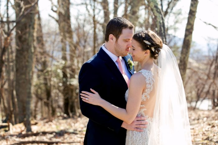 Shenandoah National Park Wedding | Christy McKee Photography | Via MountainsideBride.com