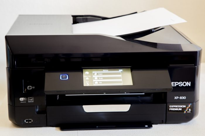 Epson Review 4
