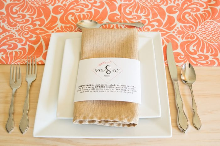 Easy DIY Printable Wedding Menu Belly Bands Epson.jpg