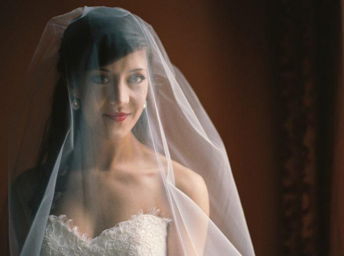 Bride | Knoxville Wedding Hunter Valley Farm | JoPhoto | Via MountainsideBride.com