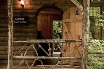 Sawyer Family Farm NC Wedding | Parker J Pfister |via Mountainside Bride