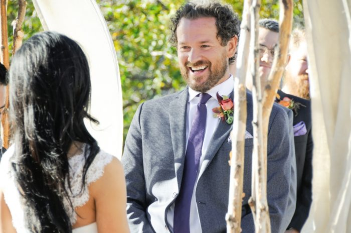Ceremony Park City Wedding | Pepper Nix Photography | Via MountainsideBride.com