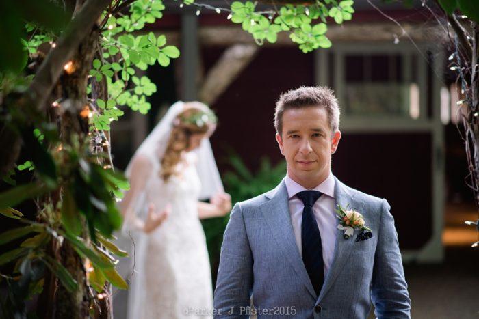 Portraits NC Wedding | Parker J Pfister |via Mountainside Bride