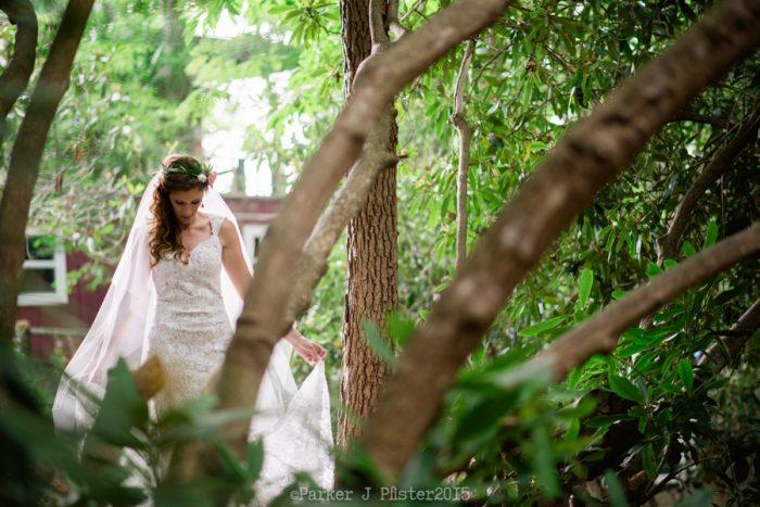 Woodland Braide NC Wedding | Parker J Pfister |via Mountainside Bride