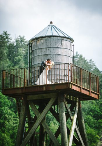 Portraits   Pure Water Farm Wedding Tennessee   JoPhoto   Via MountainsideBride.com