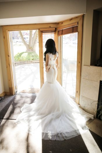 Bride Park City Wedding | Pepper Nix Photography | Via MountainsideBride.com