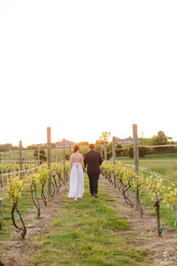 28 Pleasant Hill Vineyards |JoPhotos | Via MountainsideBride.com