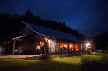 Pure Water Farm Wedding Tennessee   JoPhoto   Via MountainsideBride.com