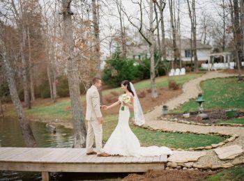 Knoxville Wedding Hunter Valley Farm   JoPhoto   Via MountainsideBride.com