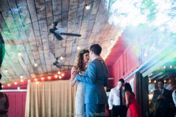 First Dance 2 Cashiers NC Wedding | Parker J Pfister |via Mountainside Bride
